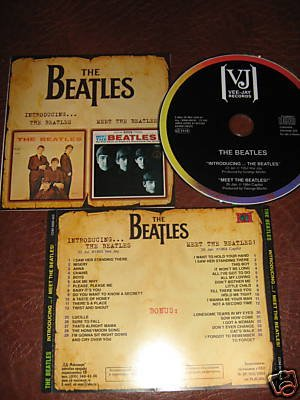 The Beatles - Introducing The BEATLES / Meet The BEATLES w-11 bonus tracks - Zortam Music