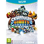Skylanders Giants Game Only for the WII U
