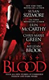 First Blood (Includes: The Guardians, #6; Vegas Vampires, #5)