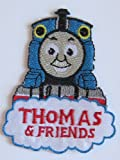 Thomas Train Tank Embroidered Iron on Patch Applique Decoration Piece Badge
