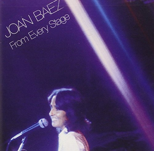 Joan Baez - From Every Stage [2 Cd] - Zortam Music