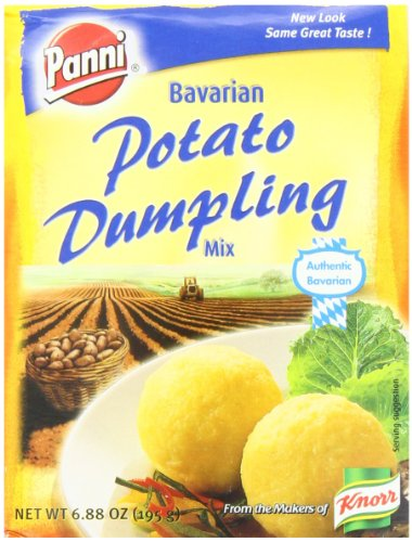 Panni Bavarian Potato Dumpling Mix, 6.88-Ounce Boxes (Pack of 12) (Potato Dumpling Mix compare prices)