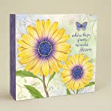 LANG 1033071 Recipe Card Album, Daisy