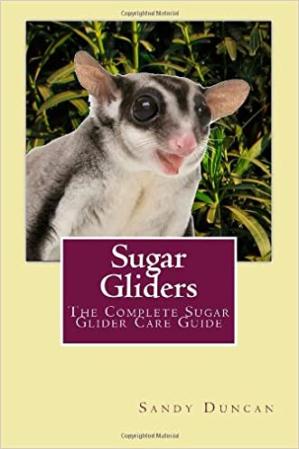Sugar Gliders: The Complete Sugar Glider Care Guide written by Sandy Duncan
