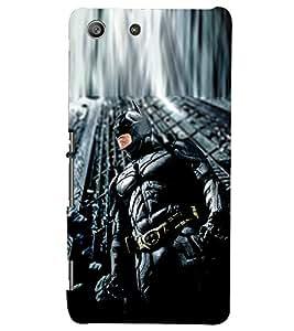 PRINTSHOPPII BATMAN FANS Back Case Cover for Sony Xperia M5 Dual E5633 E5643 E5663:: Sony Xperia M5 E5603 E5606 E5653
