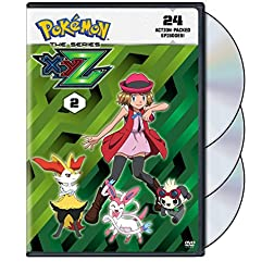 Pokmon the Series:Xyz Set 2