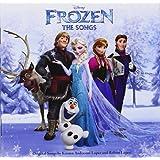 Frozen (Die Eiskönigin - Völlig Unverfroren): The Songs, englische Version