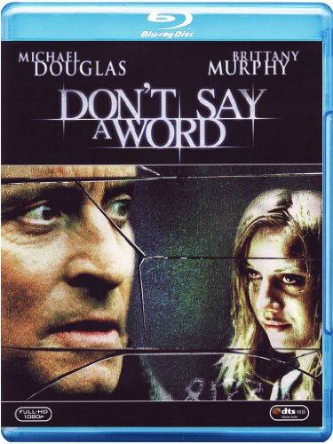 Don't say a word [Blu-ray] [IT Import]