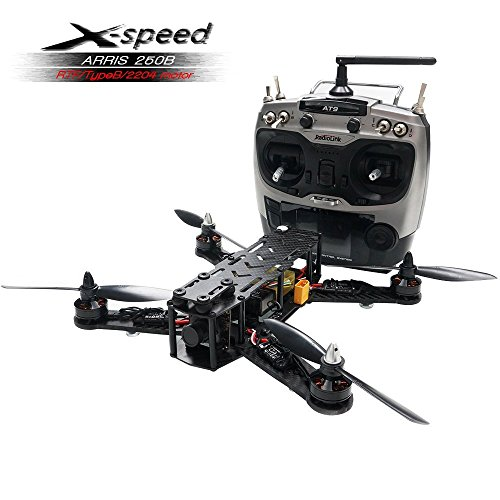 ARRIS X-Speed FPV250 FPV 250 Racer Racing Drone RC Quadcopter RTF