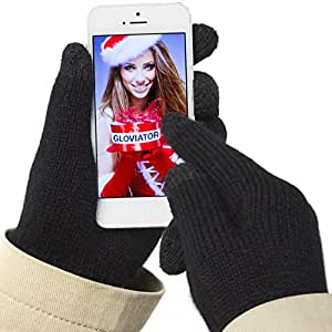 Original Gloviator Touch Gloves für Touchscreen Smartphone Handschuhe