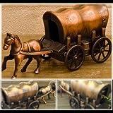 アンティークシャープナー【AntiqueSharpener】鉛筆けずり♪レトロ 幌馬車♪
