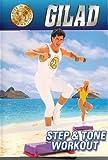 Gilad: Step & Tone [DVD] [Import]