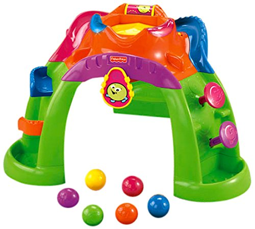 Fisher Price Stand Up Ballcano 885192539268 Toolfanatic Com