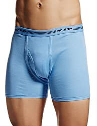 VIP Men's Cotton Trunks (8901377000223_ADVANTA-95-Blue)