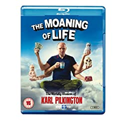 Moaning of Life [Blu-ray]