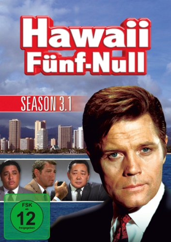 Hawaii Fünf-Null - Season 3.1 [3 DVDs]