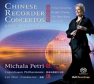 Chinese Recorder Concertos: Ea