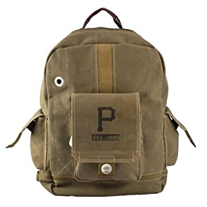 MLB Pittsburgh Pirates Prospect Backpack by Littlearth
