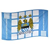 Manchester City FC Flag PZ