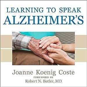 Learning to Speak Alzheimer's Audiobook
