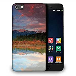 Snoogg Red Clouds Designer Protective Phone Back Case Cover For Samsung Galaxy J1