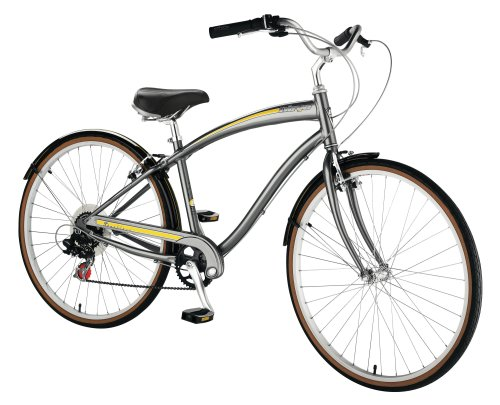 Nirve Starliner Mens Hybrid Cruiser Bike