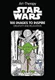 img - for Star Wars: 100 Images to Inspire Creativity and Relaxation (Art Therapy) book / textbook / text book