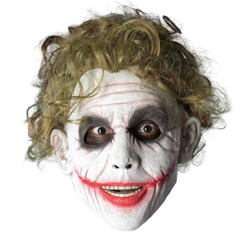 Batman The Dark Knight Joker Wig, Blonde, One Size - 1