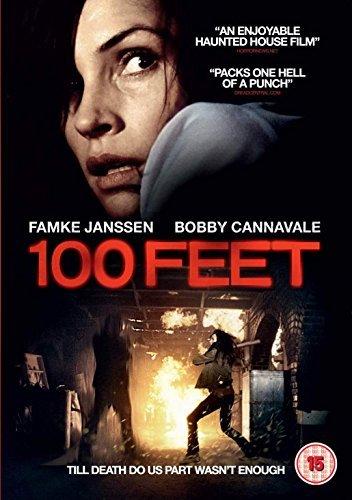 100 Feet [DVD] by Famke Janssen