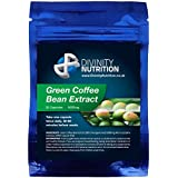 Green Coffee Bean Extract 5000mg 30's | GMP Manufactured | Weight Loss Capsules | Divinity Nutrition