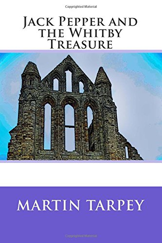Jack Pepper and the Whitby Treasure