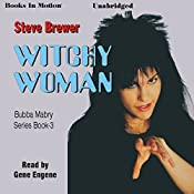 Witchy Woman: Bubba Mabry, Book 3 | Steve Brewer