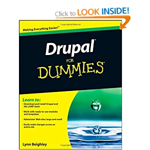 Drupal for Dummies image