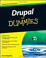 Drupal For Dummies Front Cover