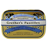 Grether's: Black Currant Pastilles Su...