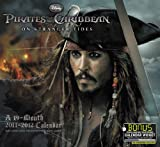 Pirates of the Caribbean on Stranger Tides 2012 Calendar