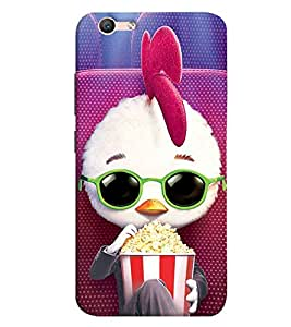buzzart Back Cover for oppo f1s