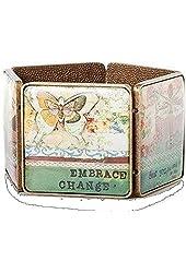 Embrace Change Kelly Rae Roberts Bracelet