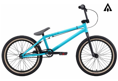 Amber Sanctum Matte Hot Blue BMX Bike