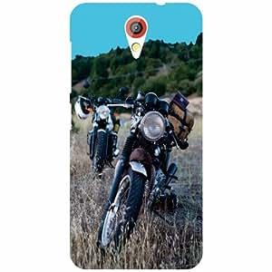 HTC Desire 620 Back Cover - Road Trip Designer Cases
