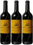 Castillo de Manzanares Tempranillo Reserva 2006 Wine 75 cl (Case of 3)