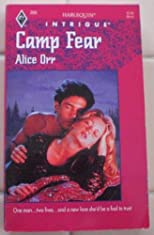 Camp Fear (Harlequin Intrigue, No 266)