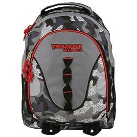Trailmaker Camouflague Outdoor Backpack/ School Backpack/ Hiking Backpack/ Daypack