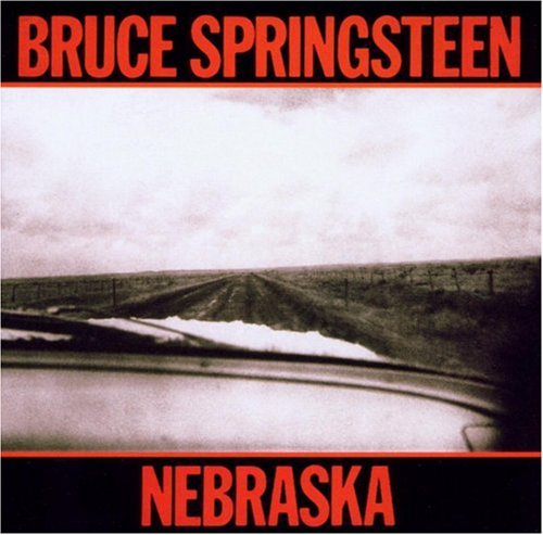 Original album cover of Nebraska by Bruce Springsteen
