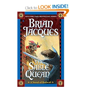 The Sable Quean (Redwall) by Brian Jacques