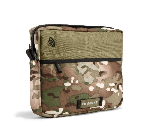 Timbuk2 Slingshot Shoulder Bag,Sage/Multi Camo/Black,S