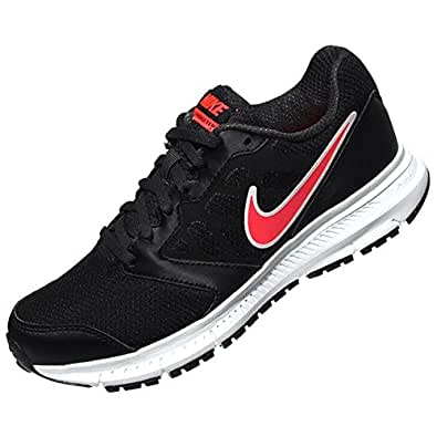 Nike Women's Down Shifter 6 MSL Running Shoes - Black/Red