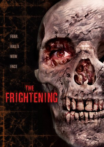 Cover art for  The Frightening