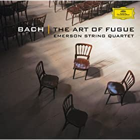 Johann Sebastian Bach: The Art of Fugue, BWV 1080 - Version for String Quartet - Canon alla Ottava