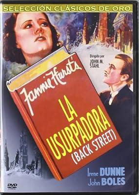 La Usurpadora (Dvd) [1932] (Import Movie) (European Format - Zone 2)